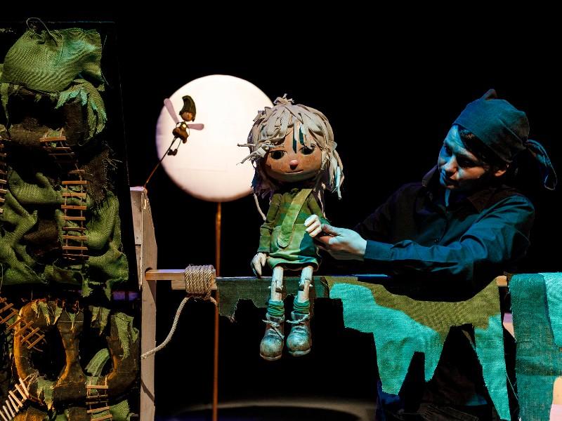 Adiós a Peter Pan representación teatro
